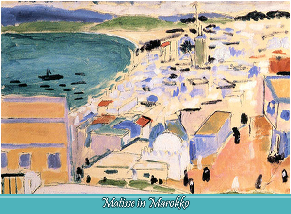 Matisse in Morocco